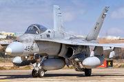 C.15-86 - Spain - Air Force McDonnell Douglas F/A-18A Hornet aircraft