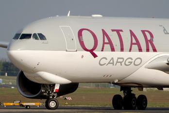 A7-AFY - Qatar Airways Cargo Airbus A330-200F