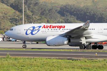 EC-LKE - Air Europa Airbus A330-200