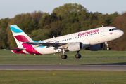 D-ABGP - Eurowings Airbus A319 aircraft