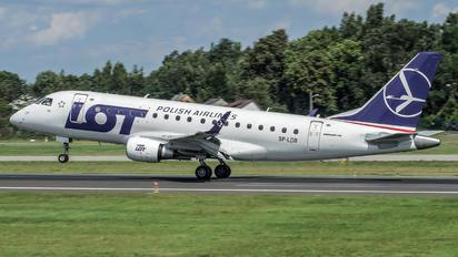 SP-LDB - Aeromexico Connect Embraer ERJ-170 (170-100)