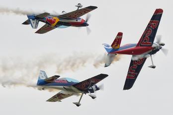 - - The Flying Bulls : Aerobatics Team XtremeAir XA42 / Sbach 342
