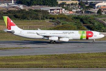 CS-TOC - TAP Portugal Airbus A340-300
