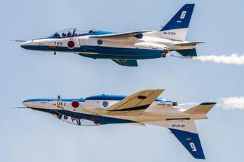 46-5729 - Japan - ASDF: Blue Impulse Kawasaki T-4