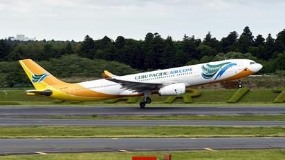 RP-C3344 - Cebu Pacific Air Airbus A330-300