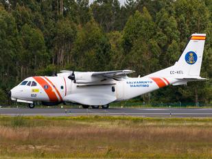 EC-KEL - Spain - Coast Guard Casa CN-235