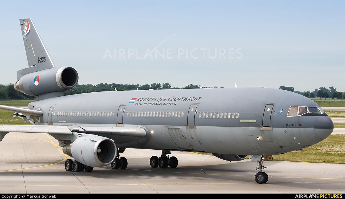 Netherlands - Air Force T-235 aircraft at Munich