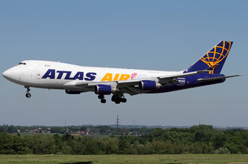 N408MC - Atlas Air Boeing 747-400F, ERF