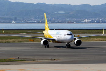 JA11VA - Vanilla Air Airbus A320