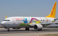 TC-CPN - Pegasus Boeing 737-800 aircraft