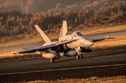 C.15-47 - Spain - Air Force McDonnell Douglas EF-18A Hornet aircraft