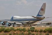 28000 - USA - Air Force Boeing VC-25A aircraft