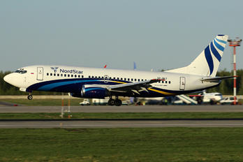 VQ-BDP - NordStar Airlines Boeing 737-800