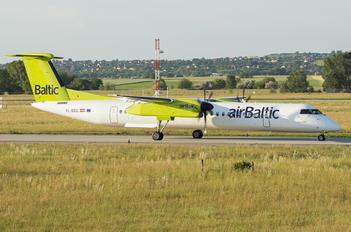 YL-BBU - Air Baltic de Havilland Canada DHC-8-400Q / Bombardier Q400