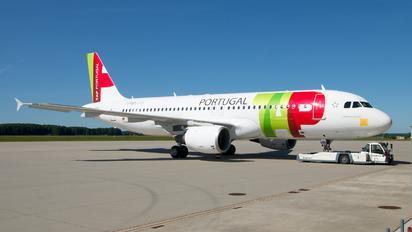 EC-LML - TAP Portugal Airbus A320