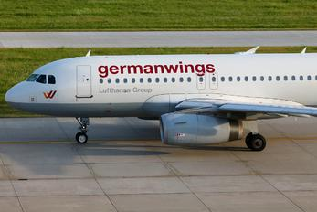 D-AGWZ - Germanwings Airbus A319