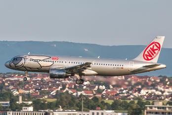 D-ABHM - Air Berlin Airbus A320