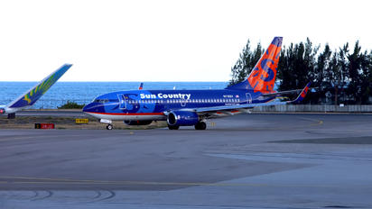 N716SY - Sun Country Airlines Boeing 737-700