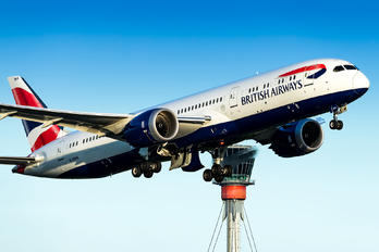 G-ZBKK - British Airways Boeing 787-9 Dreamliner