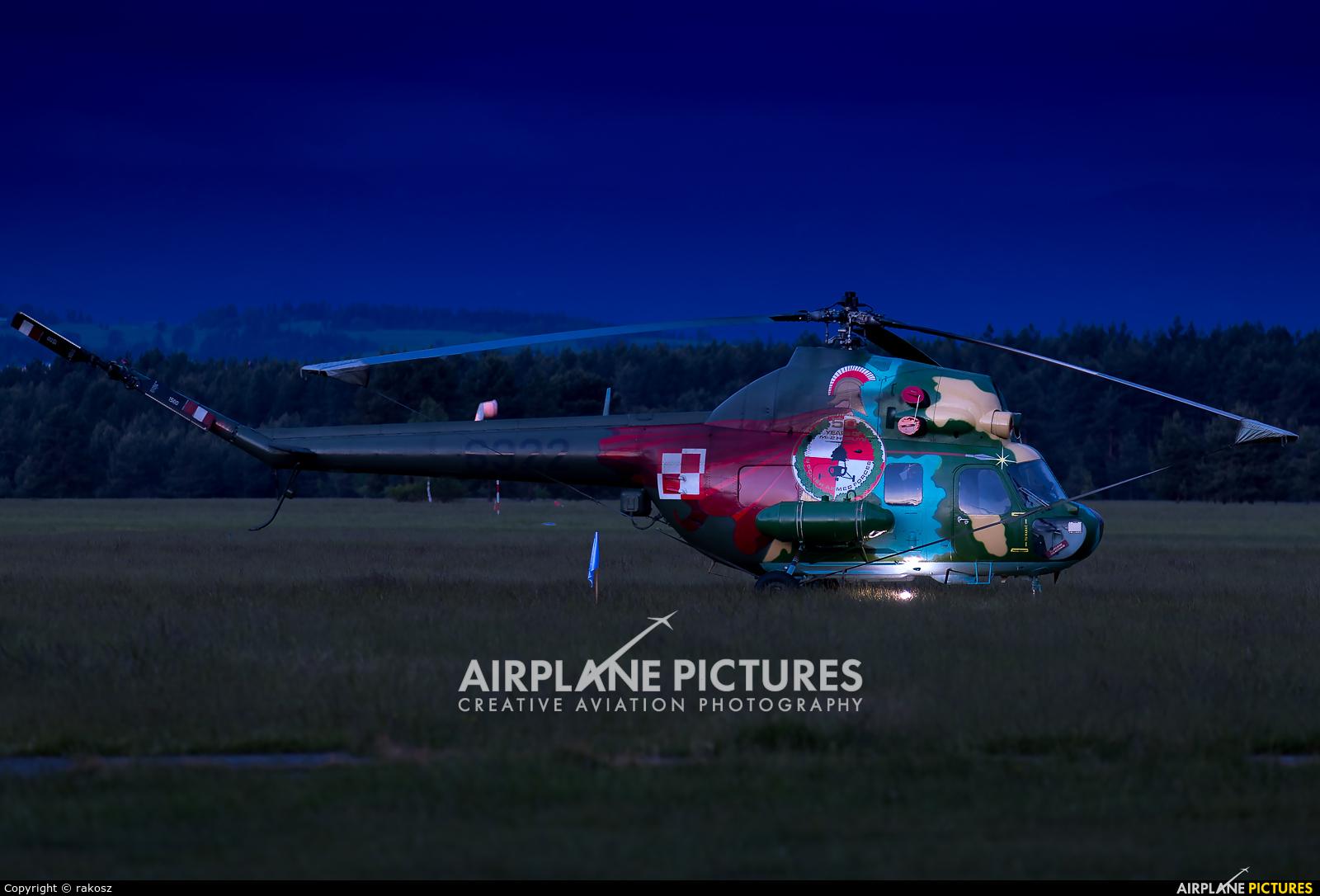 Poland - Army 6922 aircraft at Nowy Targ