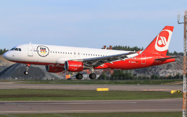 D-ABFK - Air Berlin Airbus A320