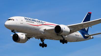 N965AM - Aeromexico Boeing 787-8 Dreamliner