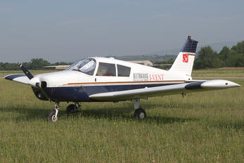 I-VENT - Private Piper PA-28 Cherokee