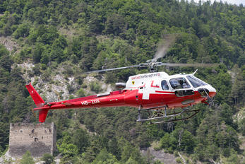 HB-ZDX - Swiss Helicopter Aerospatiale AS350 Ecureuil / Squirrel