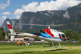 HB-ZND - Swiss Helicopter Aerospatiale AS350 Ecureuil / Squirrel