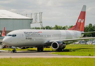 TC-AAT - Nordwind Airlines Boeing 737-800