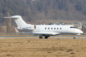 OE-HPG - Amira Air Bombardier BD-100 Challenger 300 series