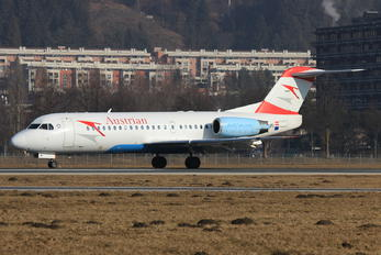OE-LFI - Austrian Airlines/Arrows/Tyrolean Fokker 70