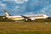 9V-SVB - Singapore Airlines Boeing 777-200ER aircraft