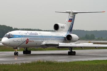 RA-85619 - S7 Airlines Tupolev Tu-154M