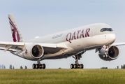 A7-ALP - Qatar Airways Airbus A350-900 aircraft