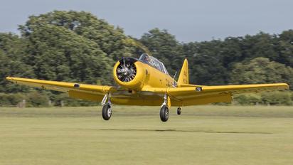 G-DDMV - Aero Legends North American Harvard/Texan (AT-6, 16, SNJ series)