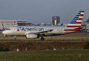 N823AW - American Airlines Airbus A319 aircraft