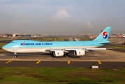 HL7629 - Korean Air Cargo Boeing 747-8F aircraft