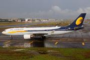 VT-JWV - Jet Airways Airbus A330-200 aircraft