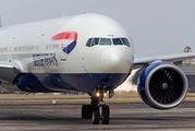G-STBA - British Airways Boeing 777-300ER aircraft