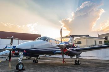 N287KA - Private Beechcraft 250 King Air