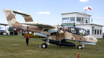 F-AZKM - Private North American OV-10 Bronco aircraft
