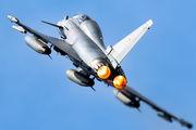 ZJ800 - Royal Air Force Eurofighter Typhoon T.3 aircraft