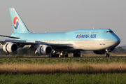 HL7630 - Korean Air Boeing 747-8 aircraft