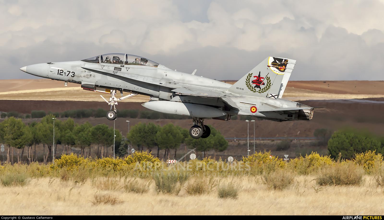 Spain - Air Force CE.15-10 aircraft at Madrid - Torrejon