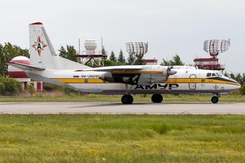 RA-26048 - Amur Antonov An-26 (all models)