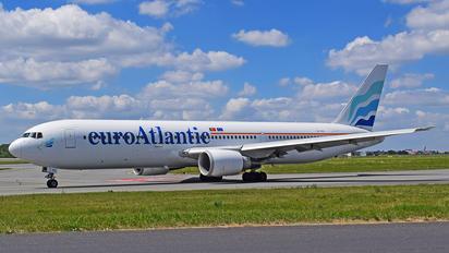 CS-TKS - Euro Atlantic Airways Boeing 767-300ER