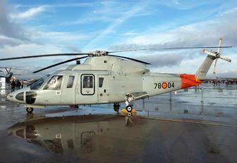 HE.24-4 - Spain - Air Force Sikorsky S-76C