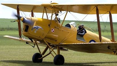G-AFVE - Private de Havilland DH. 82 Tiger Moth