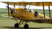 G-AFVE - Private de Havilland DH. 82 Tiger Moth aircraft